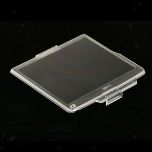 Hard Clear Plastic Monitor Cover Screen Protector for Nikon D7000 as BM-11 UK