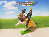 Britains Deetail Mounted Turk/Saracen (lot 3042)