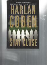 HARLAN COBEN - STAY CLOSE - LP101