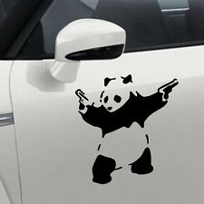 Adorable Panda Style Car Sticker Removable Decals Decoration Art Mural Sticker
