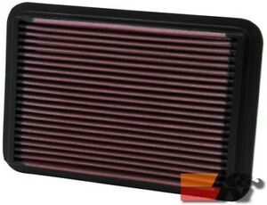 K&N Replacement Air Filter For TOY P-UP 2.4L 89-95, TAC 2.4/2.7L 95-04 33-2050-1