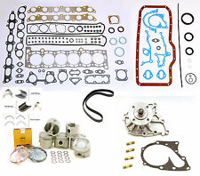 86-92 Toyota Supra Cressida 7MGE 3.0L L6 24V Engine Rebuild Master Kit DOHC