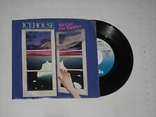 45 rpm ICEHOUSE we can get together CHRYSALIS CHS 2530.nice SEE PICS