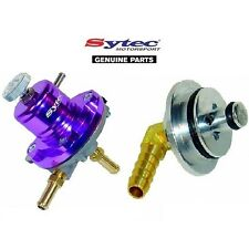 Sytec regulador de presión de combustible + Fiat Coupe 20v Turbo/16V Adaptador De Riel de combustible