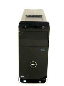 Dell XPS 8900 MT Core i7 6700 3.4 GHz 32GB RAM 1 TB SSD 2TB HDD Win 10 Pro
