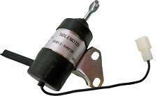 Solenoid 12V passend für Kubota 16851-60010 , 16851-60014 D902 Z402 Z602