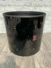"""More details for premier apk floor tom drum shell 16""""x15"""" bare wood project / upcycle"""