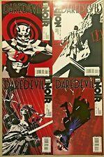 DAREDEVIL NOIR#1-4 NM LOT 2009 VARIANT EDITIONS MARVEL COMICS