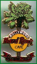 Hard Rock Cafe HOLLYWOOD 1996 Opening Staff OS Palm Tree PIN - HRC Catalog #2871