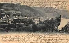 Germany Reschwitz b Saalfeld im Thuringen General view Postcard