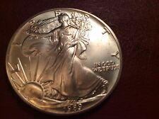 1989 American Eagle One Dollar 1 oz .999 Fine Silver Coin