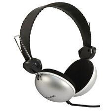 Cuffie Stereo DJ Grundig Ad Archetto Extra Bassi Controllo Volume Ultra Leggere