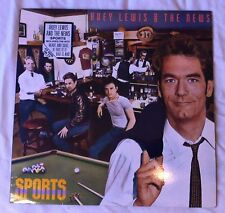 Huey Lewis Sports - LP vinyl - (From personal collection!!!)
