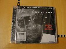 Mighty Sam McClain - Soul Survivor - Super Audio CD SACD SEALED