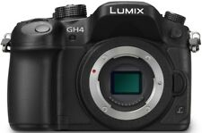 Panasonic Lumix Dmc-gh4 16.0mp Fotocamera Digitale - Nero (solo Corpo)