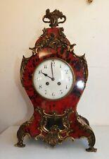 52cm H JAPY FRERES Boulle Uhr Tischuhr Tolle BRONZE DEKO aus 1885+/------95112