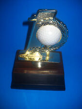 Golf Trophy (Hole N One) Free Engraving !