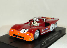 SLOT IT SICA11F ALFA ROMEO 33/3 #5 1ST TARGO FLORIO 1971  1/32 SLOT CAR