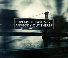 Anybody Out There? ~ Burlap To Cashmere ~ Christian ~ Gospel ~ CD ~ Good