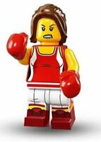 Lego Minifigures Series 16 - KICKBOXER Minifigure - (Bagged) 71013