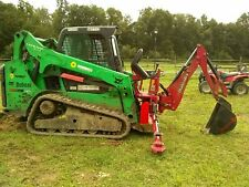 Skid Steer Backhoe Attachment