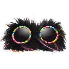 GloFX Party Animal Furry Goggles - Tinted - Rave EDM Cosplay Costume Festival