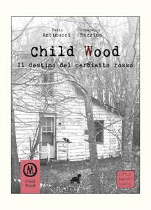Child Wood Vol.2 Il destino del cerbiatto rosso Librogame Fantasy 🤩🤩