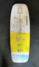"Carver 27.5"" Mini Simmons Surfskate Skateboard Deck - Surf Training Rare Board"
