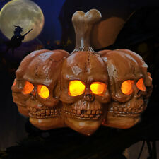 Skull Pumpkin Lamp For Halloween Holiday Party Home Decoration Lights GIFT