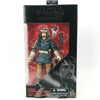 Star Wars Black Series Rogue One Captain Cassian Andor #23 6 in. Action Figure