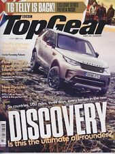 BBC TOP GEAR MAGAZINE ISSUE 293 MARCH 2017