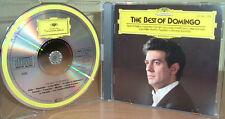 PLACIDO DOMINGO - Best Of Domingo (Deutsche Grammophon)
