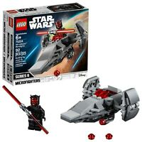 LEGO Star Wars Sith Infiltrator Microfighter 75224 Building Kit ,2019 (92 Piece)