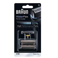 51B Tete de Rasoir Braun combipack Waterflex - pour Activator, serie5...81469220