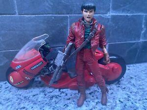McFarlane Toys - Akira - Kaneda Action Figure & Bike