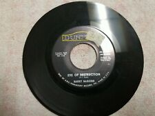 45 Rpm Vinyl Barry McGuire Eve Of Destruction / Whats Exactly The Matter With Me