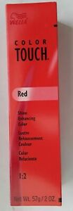 Wella Color Touch Shine Enhancing Color 8/40 Irish Ginger 2 oz