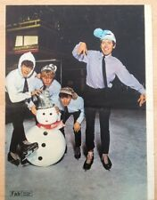 FOUR PENNIES 'at Christmas' magazine PHOTO/Poster/clipping 13x10 inches