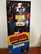 ROBOT DAIMOS SHOGUN WARRIORS MATTEL 1978 VINTAGE TOY JUMBO MACHINDER