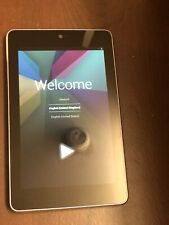 "Asus Nexus 7 (1st Generation) ME370T 8GB 512MB Wi-Fi, 7"" Android 4.1.2"