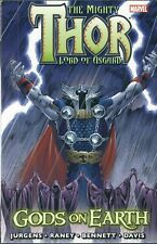 MIGHTY THOR: LORD OF ASGARD: GODS ON EARTH (2011) SOFTCOVER TPB MARVEL COMICS