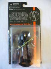 Hasbro Star Wars The Black Series Luminara Unduli Action Figure #11 NEW