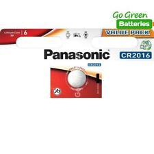 1 x Panasonic CR2016 3V Lithium Coin Cell Battery 2016