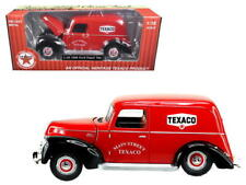 1940 Ford Panel Van Texaco Truck Beyond Infinity Limited Diecast 1:18 Scale