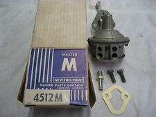 NORS 4512 Fuel Pump 1957-1965 Pontiac V-8 347 370 389 CID Made in the USA NEW