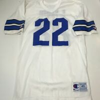 Vintage Emmitt Smith Champion Cowboys Jersey Size 40
