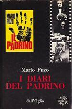 I Diari del Padrino - Mario Puzo - Dall'Oglio 3171