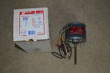 175  1/3  1075 RPM AO SMITH/ MAGNETEK SURPLUS ELECTRIC MOTOR