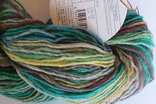 Noro SHIRAITO Luxury Yarn, #24 Lime, Green, Pink, Yellow