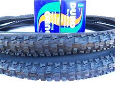 "Two (2) 29x2.10 Mountain Bicycle Tires & 2 Duro tubes Pair of 29"" MTB Tires Bike"